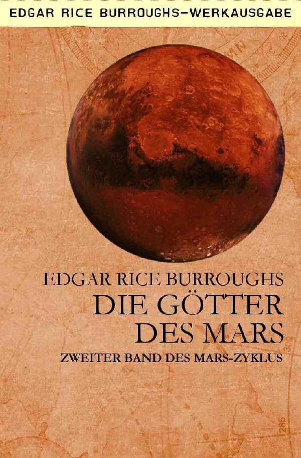 DIE GÖTTER DES MARS als Buch (kartoniert)