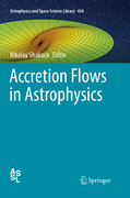 Accretion Flows in Astrophysics
