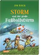 Storm und der große Fußballsturm