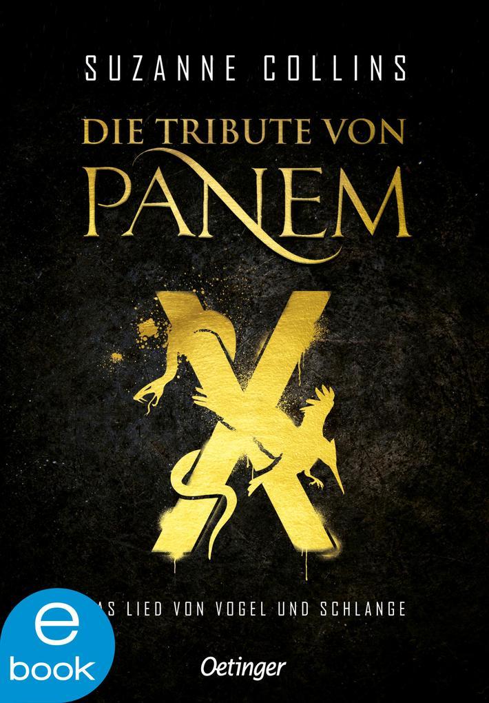 Die Tribute von Panem X als eBook epub