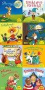 Pixi-Bundle 8er Serie 266: Bei Pixi ist der Frühling da (8x1 Exemplar)