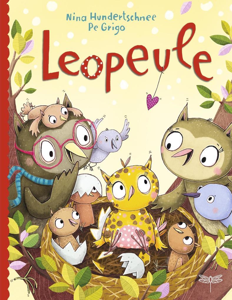 Leopeule als Buch (gebunden)