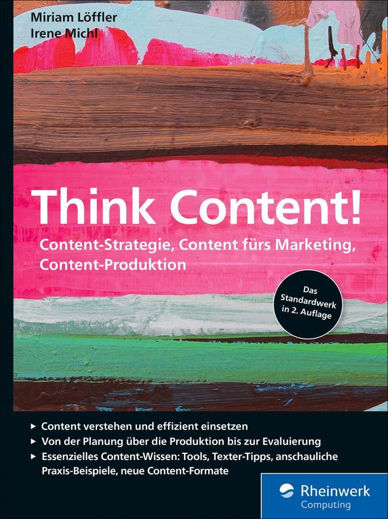 Think Content! als eBook epub