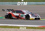 DTM 2020 (Wandkalender 2020 DIN A3 quer)