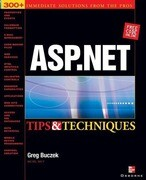 ASP.Net Tips & Techniques