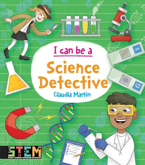 I Can Be a Science Detective: Fun Stem Activities for Kids als Taschenbuch
