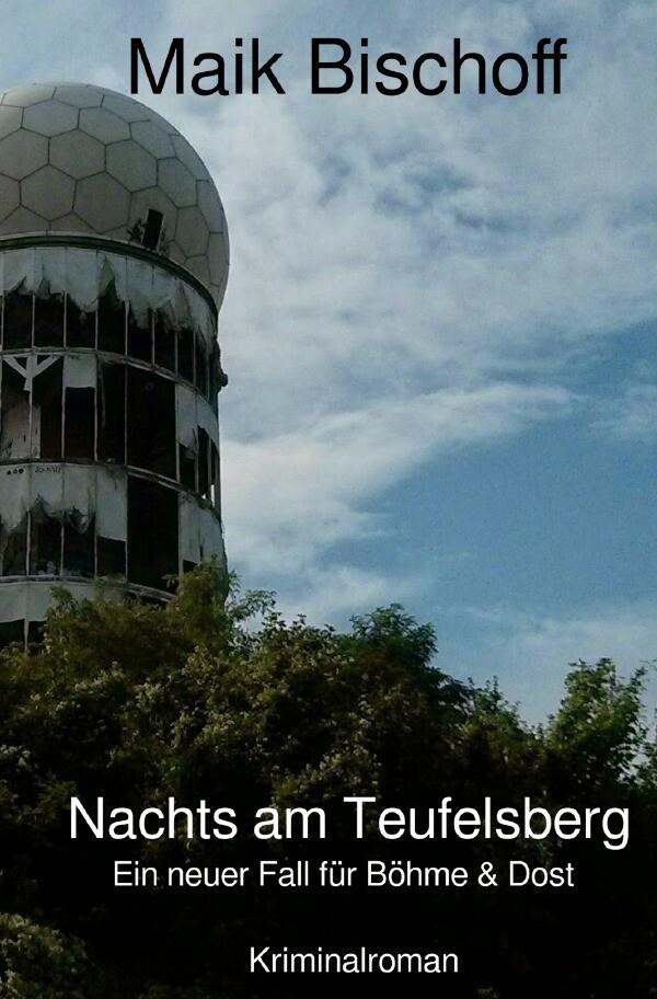 Nachts am Teufelsberg als Buch (kartoniert)