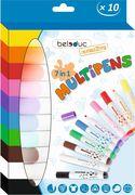 Beleduc - Multipens, 10er Set