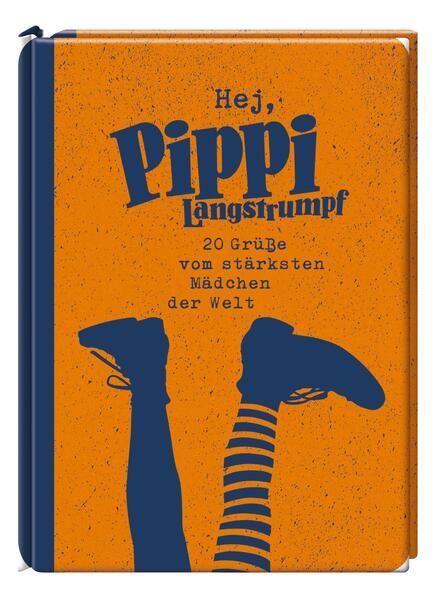 Hej, Pippi Langstrumpf! 20 Postkarten als Sonstiger Artikel