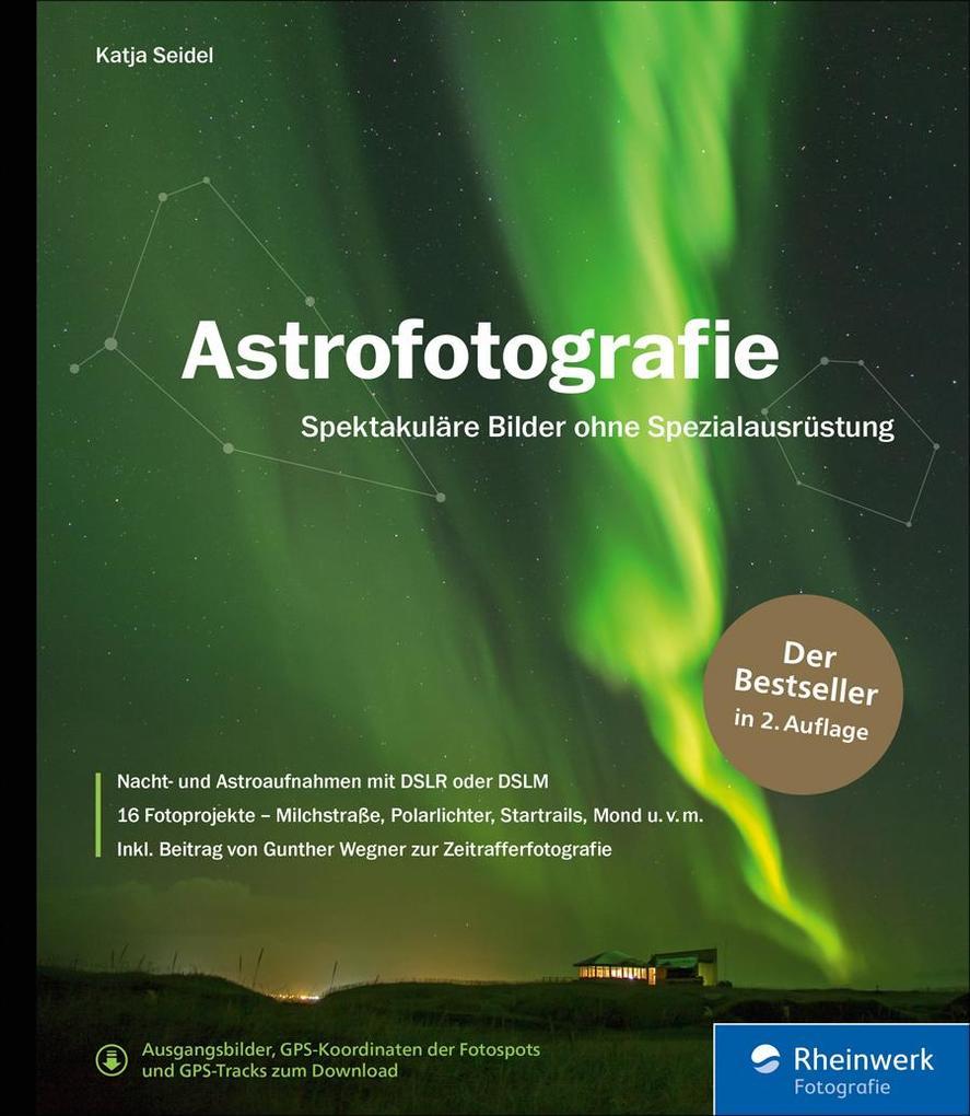 Astrofotografie als eBook pdf