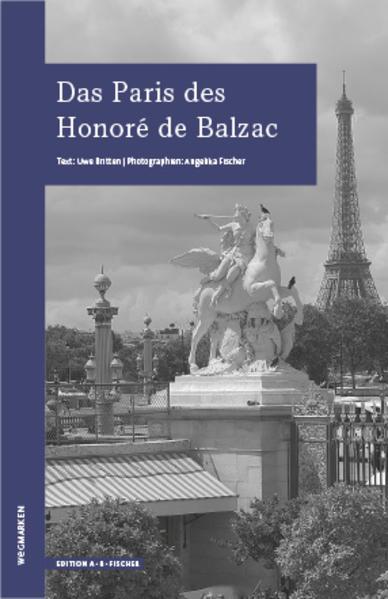 Das Paris des Honoré de Balzac als Buch (kartoniert)