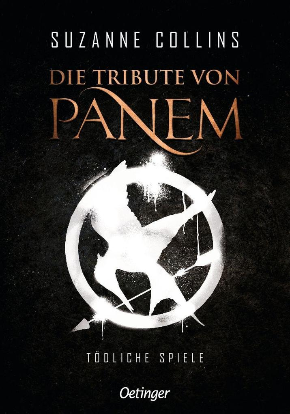 Die Tribute von Panem 1. Tödliche Spiele als Buch (gebunden)