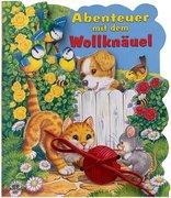 Abenteuer mit dem Wollknäuel, m. Bindfaden