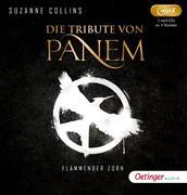 Die Tribute von Panem 3. Flammender Zorn (2 mp3 CD)