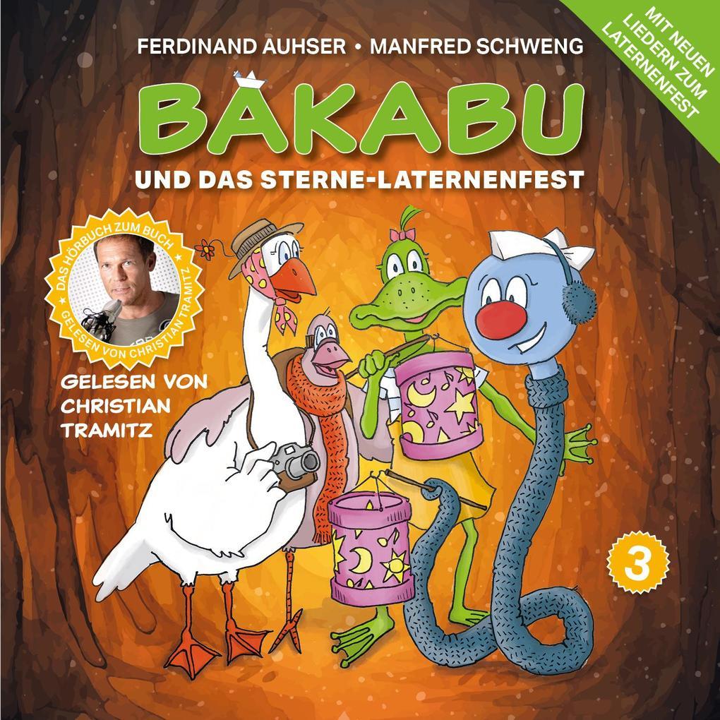 Bakabu und das Sterne-Laternenfest als Hörbuch CD
