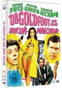 Dr. Goldfoot und seine Bikini-Maschine als Blu-ray