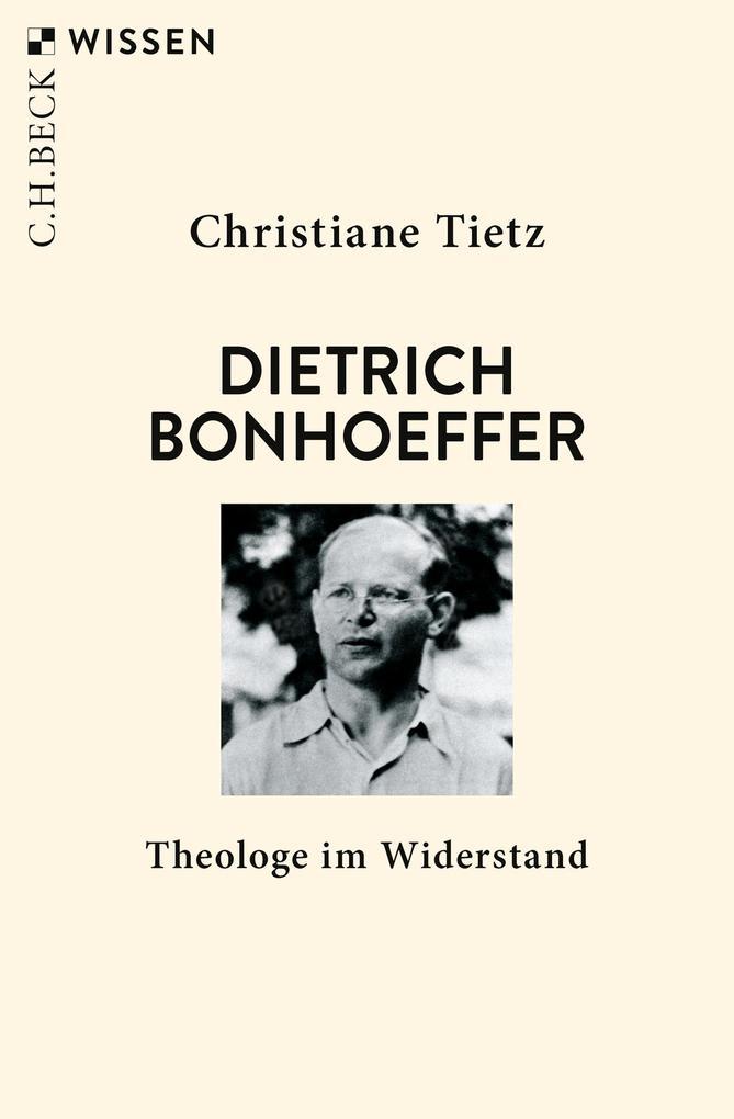 Dietrich Bonhoeffer als eBook epub