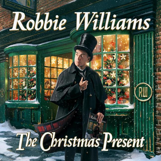 The Christmas Present als CD