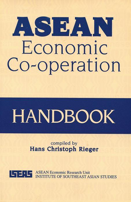 ASEAN Economic Co-operation als eBook pdf