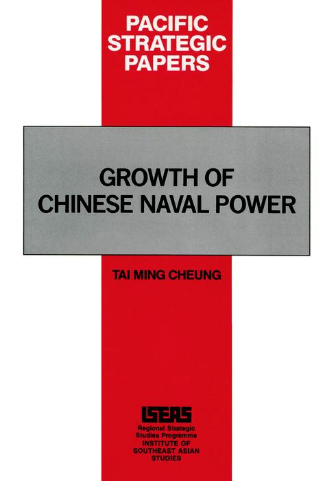 Growth of Chinese Naval Power als eBook pdf