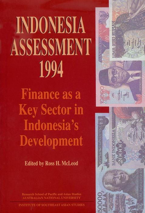 Indonesia Assessment 1994 als eBook pdf