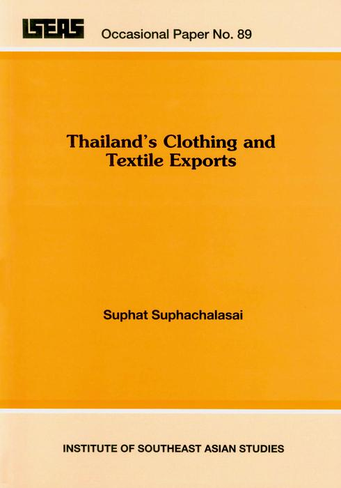 Thailand's Clothing and Textile Exports als eBook pdf