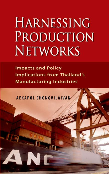 Harnessing Production Networks als eBook pdf