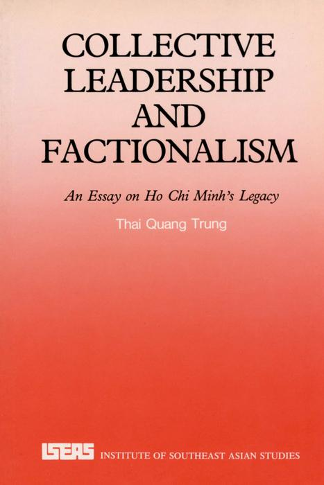 Collective Leadership and Factionalism als eBook pdf