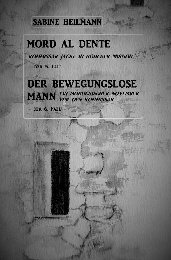 Mord al dente, Der bewegungslose Mann (Fälle 5+6) als Buch (kartoniert)