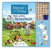 Pettersson und Findus: Mein großes ABC-Stempelbuch