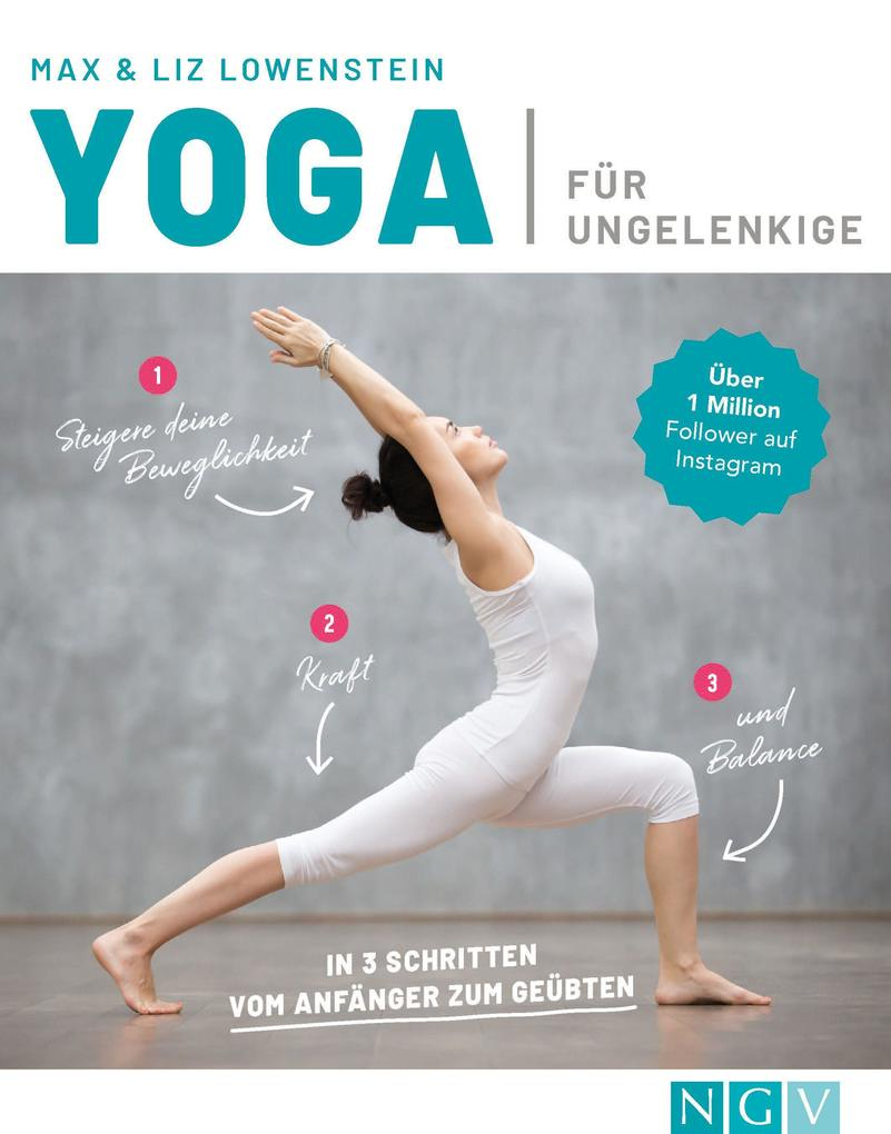 Yoga für Ungelenkige als Buch (kartoniert)