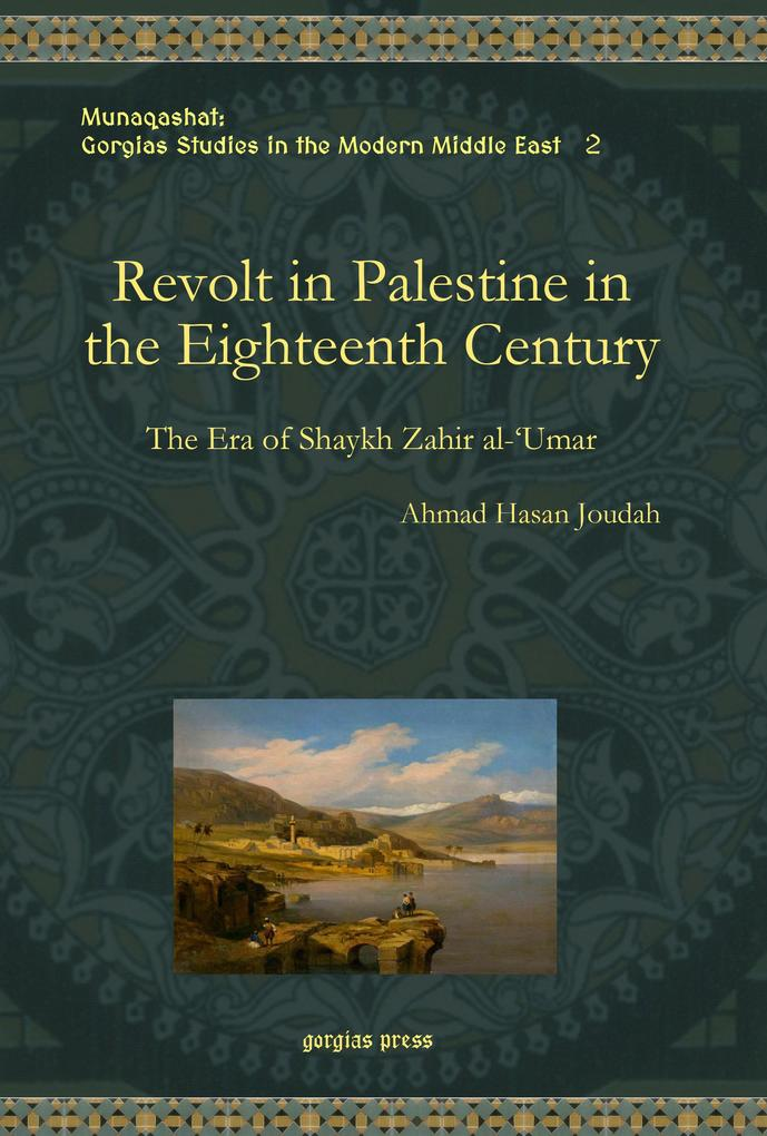 Revolt in Palestine in the Eighteenth Century als eBook pdf