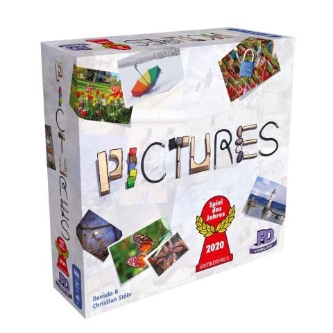 Pictures als Spielware