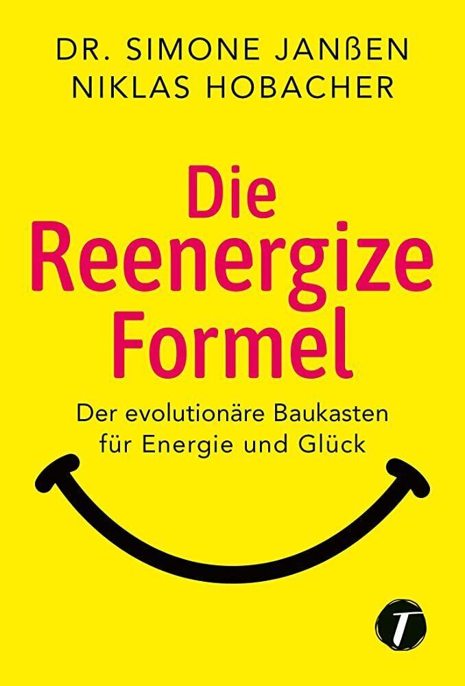 Die Reenergize-Formel als Buch (kartoniert)