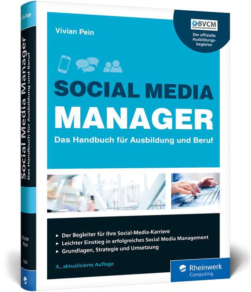 Social Media Manager als Buch (gebunden)