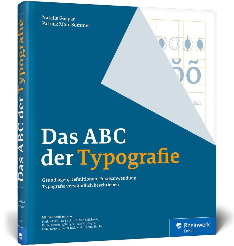 Das ABC der Typografie als Buch (gebunden)