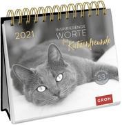 Inspirierende Worte für Katzenfreunde 2021