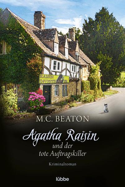 Agatha Raisin und der tote Auftragskiller als Taschenbuch