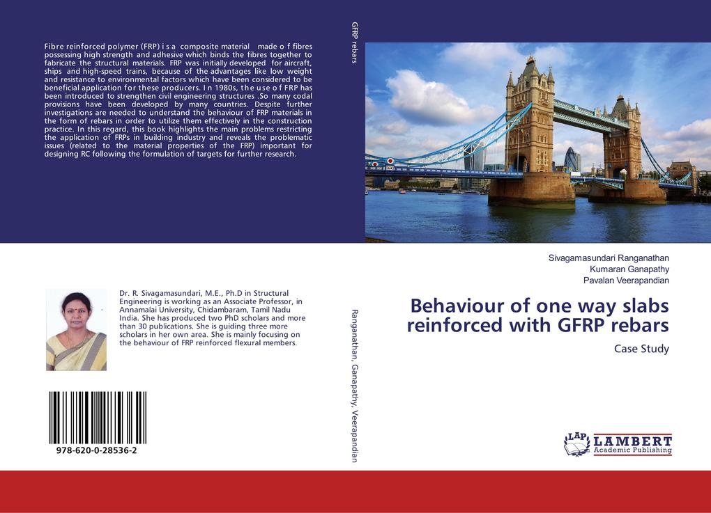 Behaviour of one way slabs reinforced with GFRP rebars als Buch (kartoniert)