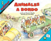 Animales a Bordo: Animals on Board (Spanish Edition)