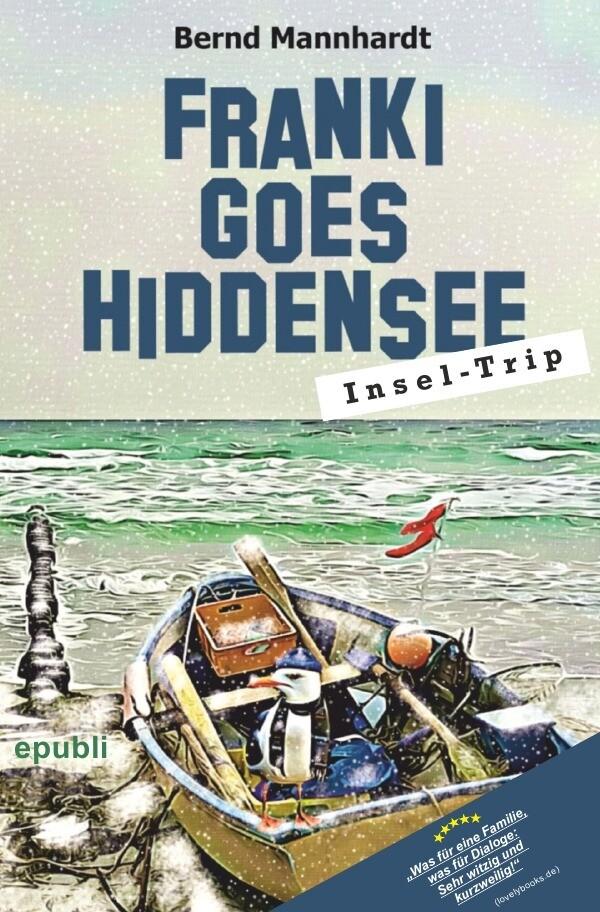 Franki goes Hiddensee als Buch (kartoniert)
