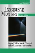 Unobtrusive Measures