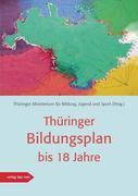 Thüringer Bildungsplan bis 18 Jahre