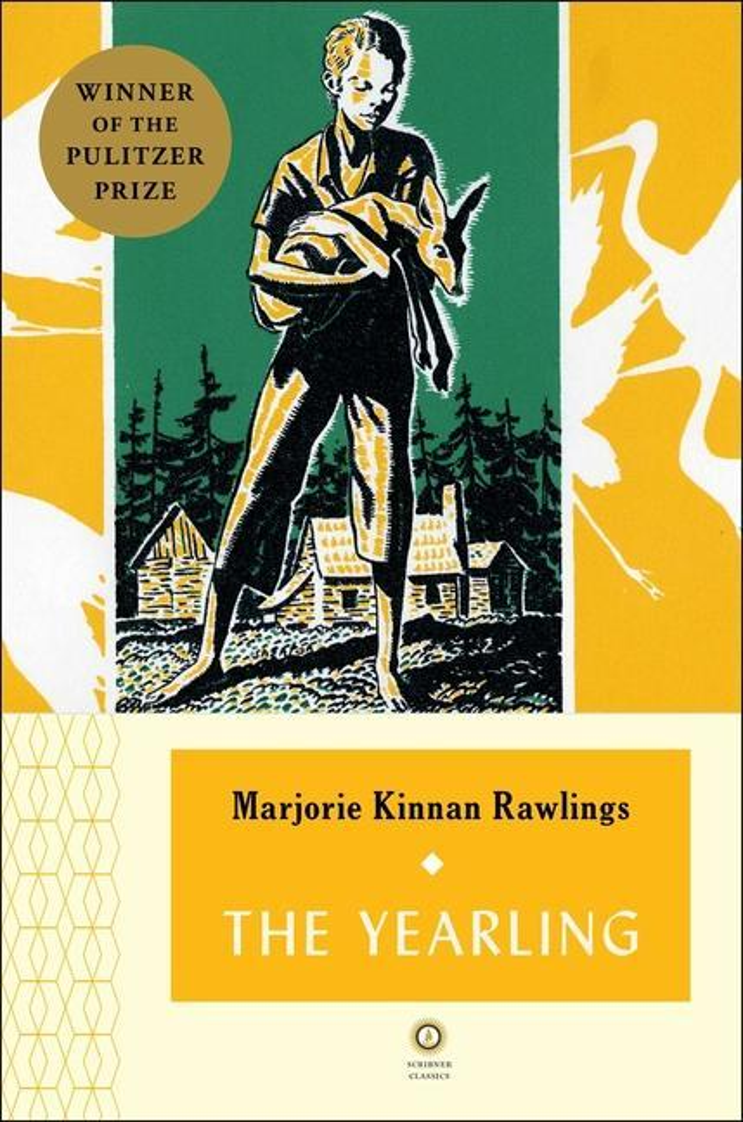 The Yearling als Buch (gebunden)
