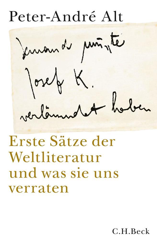 'Jemand musste Josef K. verleumdet haben ...' als Buch (gebunden)