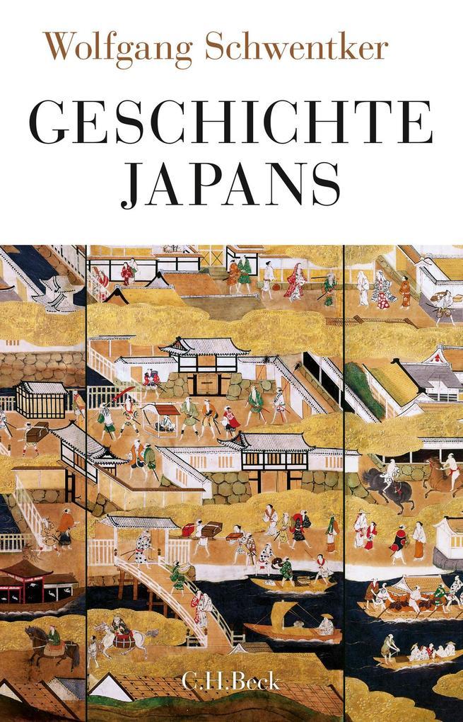 Geschichte Japans als Buch (gebunden)
