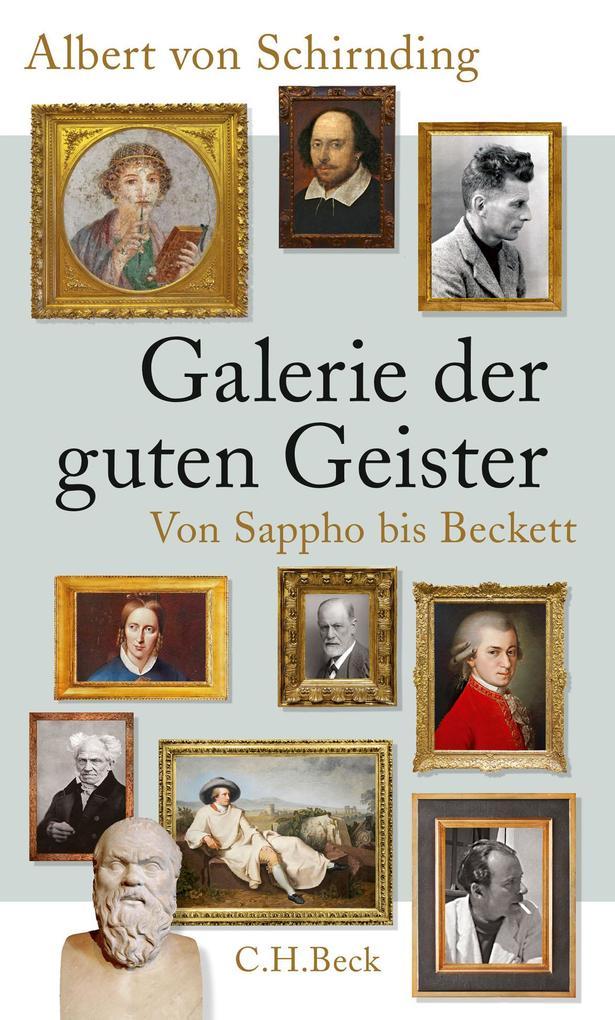 Galerie der guten Geister als Buch (gebunden)