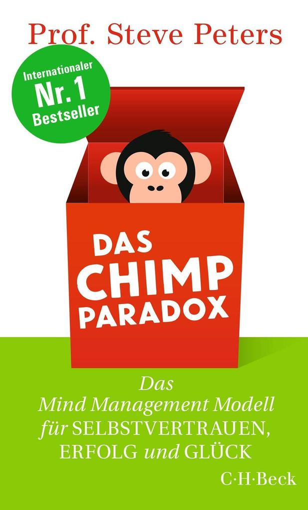 Das Chimp Paradox als Buch (kartoniert)