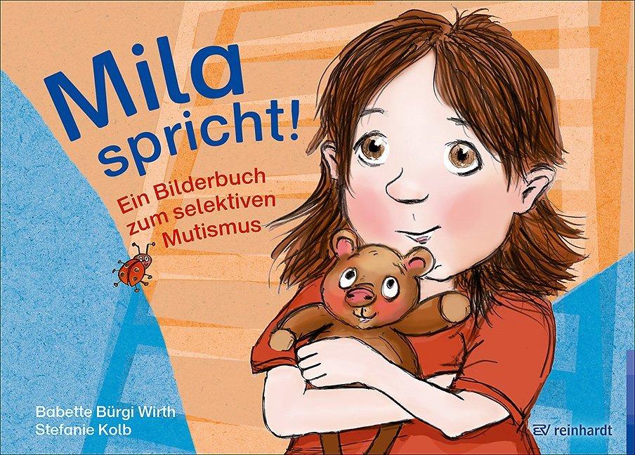 Mila spricht! als Buch (gebunden)