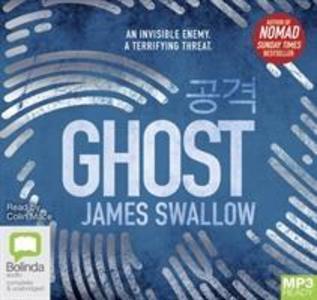 Ghost als Hörbuch CD